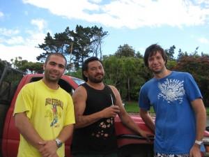Mate con kiwi