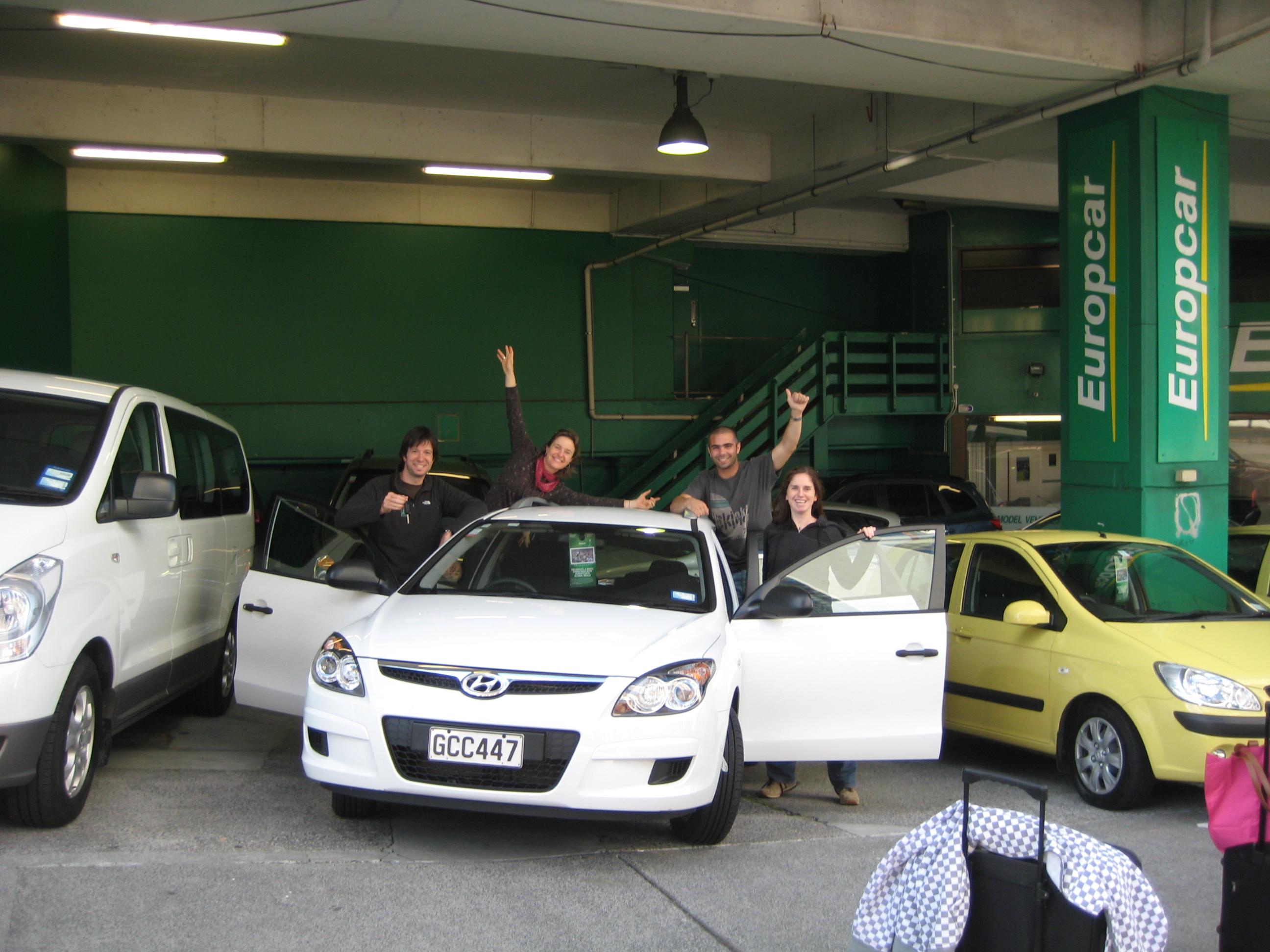 Upgrade de auto!