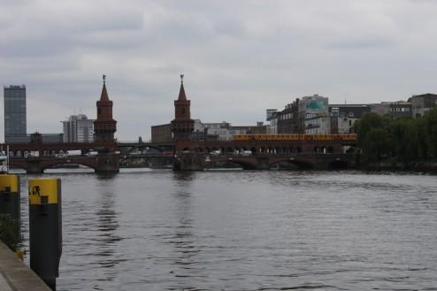 Río Spree Berlín - Blog de Viaje