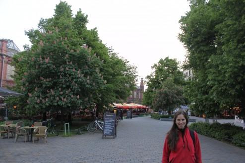 Hackescher Markt Berlín - Blog de Viaje